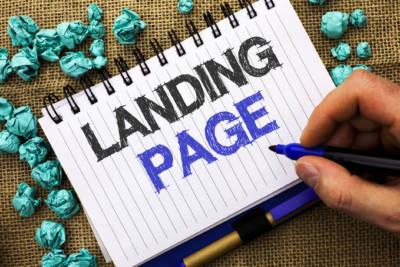 landing page qui transforme