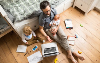 4 conseils pour bien travailler chez soi