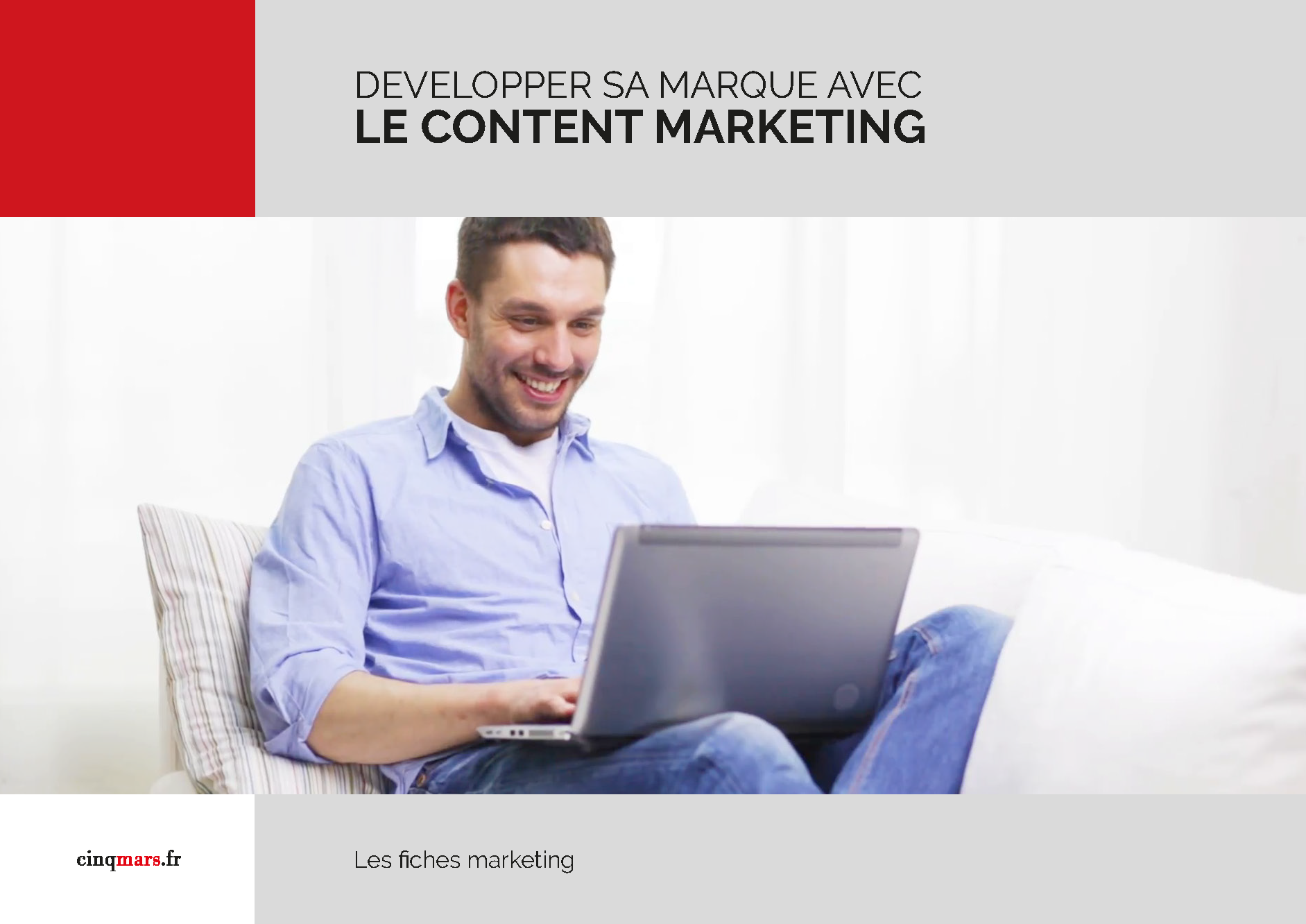 Livre blanc content marketing